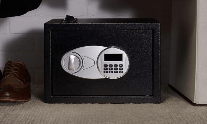 10 Best Safe Lockers Keep Your Belongings Safe