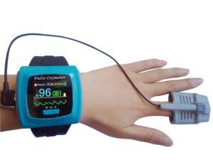 Wrist Worn Pulse Oximeter