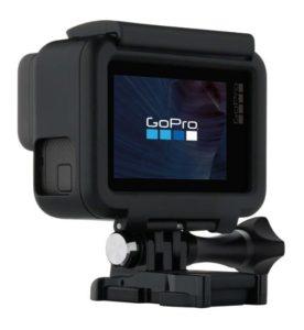 GoPro Hero 5 Black Helmet Action Camera (Black)
