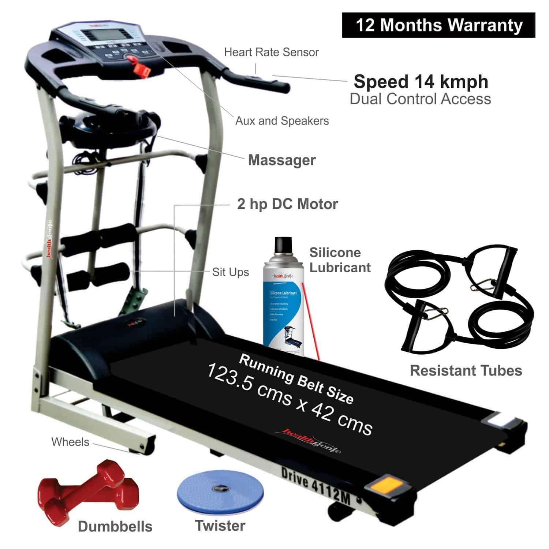 Treadmill Motor Belt Slipping