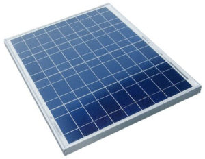 Poly-crystalline Solar Panel