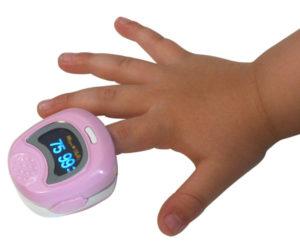 Paediatric Pulse Oximeter