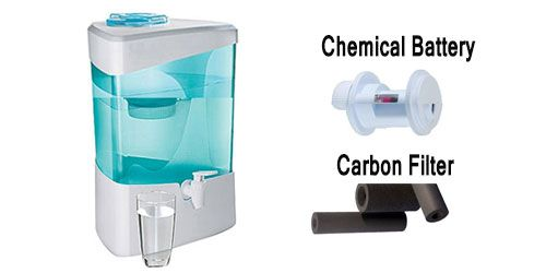 Chemical Based Gravity Filters