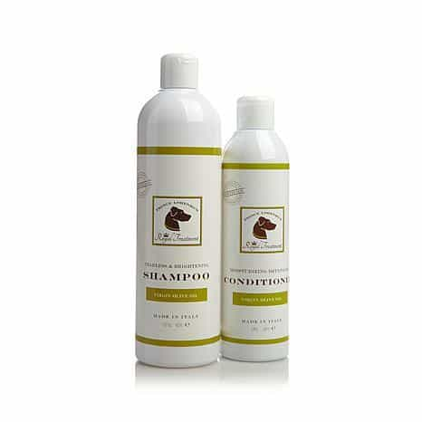 Dog Shampoo and Conditioner