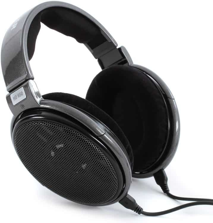Open Back Over-ear Headphone