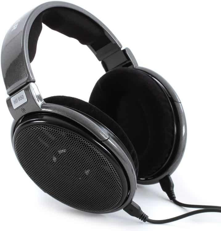 Open Back Over-ear Headphone
