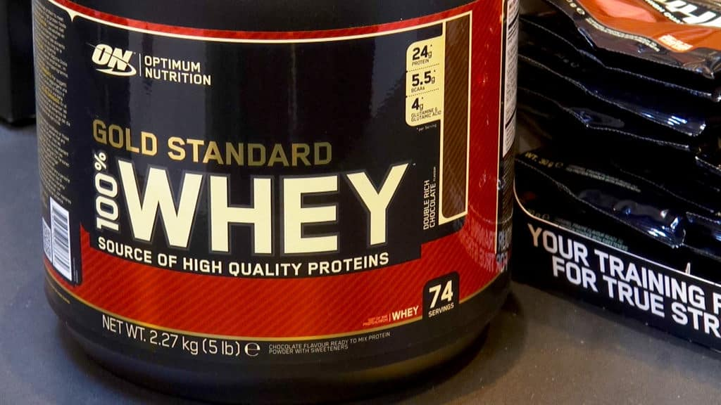 Top 10 Best Whey Protein Powder