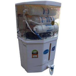 Water Purifier with filters
