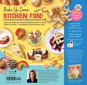 Cooking activity book set