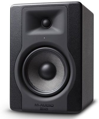 M-audio BX5 D3- Studio Monitor with Special Features to Assist User