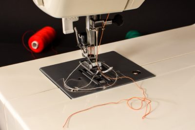 A Beginners Guide to Using a Sewing Machine