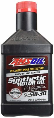 AMSOIL Signature Motor Oil