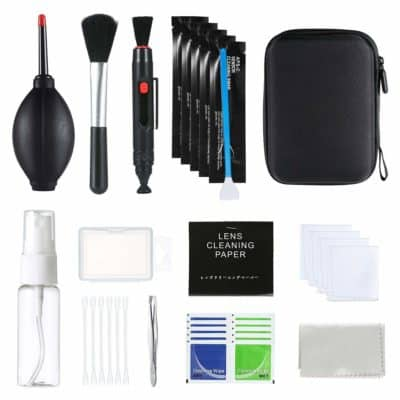 AOLVO 53-in-1 Professional DSLR Camera Cleaning Kits