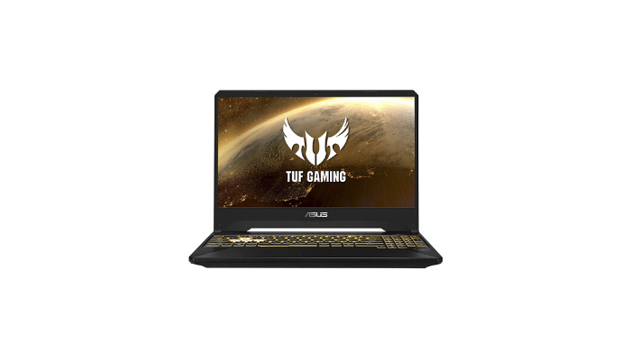 ASUS TUF FX505DD Gaming Laptop Review