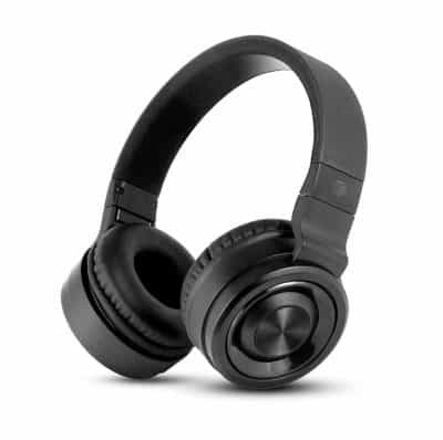 AT&T Over-ear Stereo Noise cancelling Bluetooth Headphones with Built in Mic