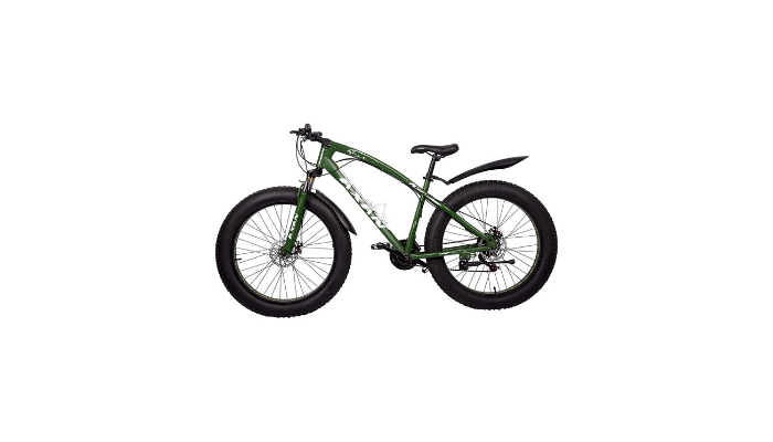 AXAN Fat Bicycle Review