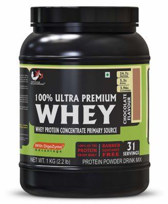 Advance MuscleMass Supplement