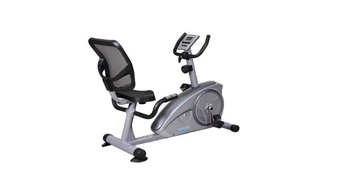 Aerofit AF 662 R Recumbent Bike Review