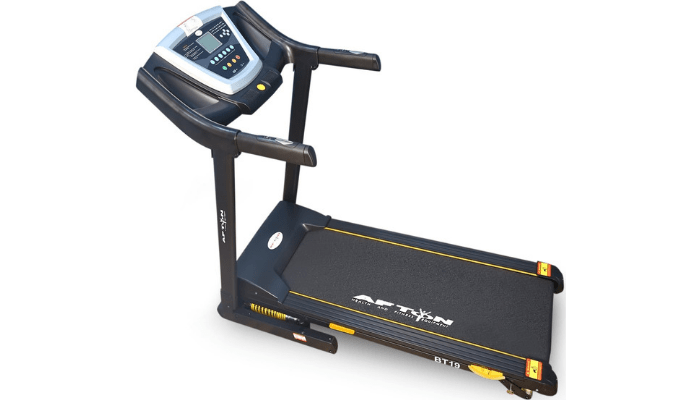 Afton BT 19 Steel Motorised Treadmill Review 4