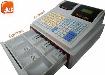 Aisworld Electronic Cash Register Machine
