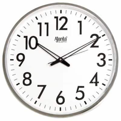 Best Wall Clock -Ajanta Quartz Wall Clock