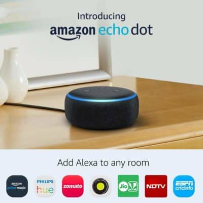 All new Echo Dot