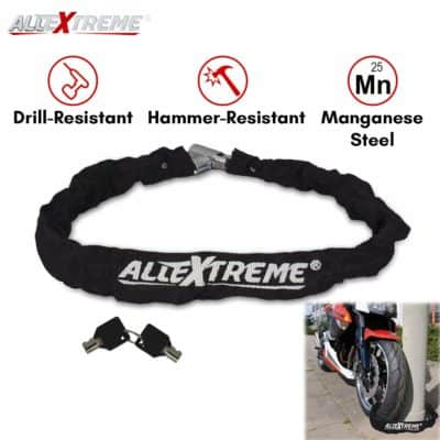 AllExtreme Bike Motorcycle Heavy-duty Helmet lock