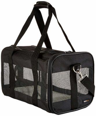 Amazon Basics Airline Travel Carrier Bag