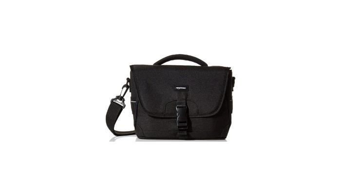 Amazon Basics DSLR Gadget Bag Review