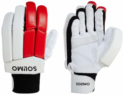 Amazon Brand - Solimo Cricket Batting Gloves