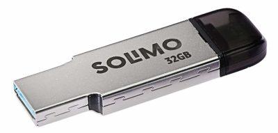 Solimo SwiftTransfer 32GB USB 3.0 OTG Pen drive