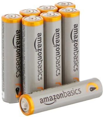 AmazonBasics AAA Batteries