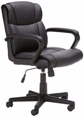AmazonBasics Mid Back Office Chair