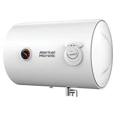 American Micronic 15-litres Horizontal Water Heater