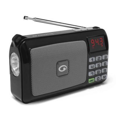 Amkette Pocket FM Radio