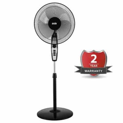 Ansio High-speed Pedestal Fan With 2 Hour Timer