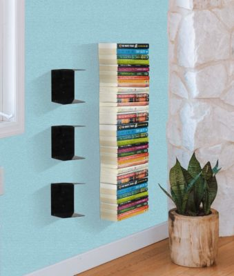 Appucoco Wall Mounted Book Shelf