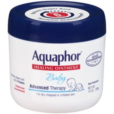 Aquaphor Baby Advanced Ointment Skin Protectant