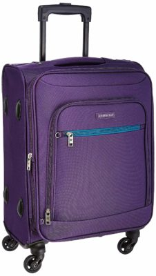 Aristocrat Nile Polyester Soft Sided Carry-On