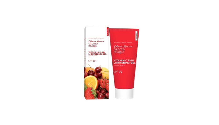 Aroma Magic Vitamin C Skin Lightening Gel Review