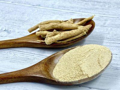Ashwagandha Powder and Roots