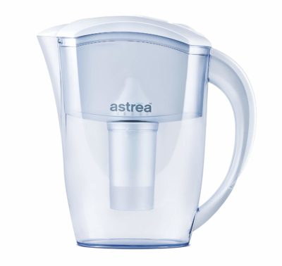 Astrea Compact Pure Non-Electric Water Purifier Dispenser Jug With Filter – 2.5 Ltr