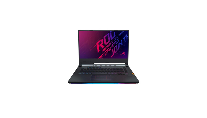 Asus ROG G531GV Strix Scar III Laptop Review