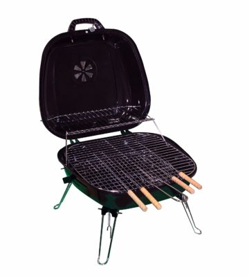 Athena Creations ACYL15155 Charcoal Barbecue Grill