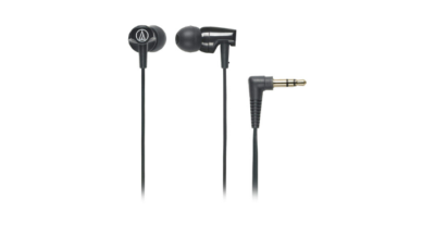 Audio Technica ATH CLR100BK in Ear Headphone Review