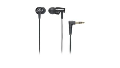 Audio Technica ATH CLR100BK in Ear Headphone Review