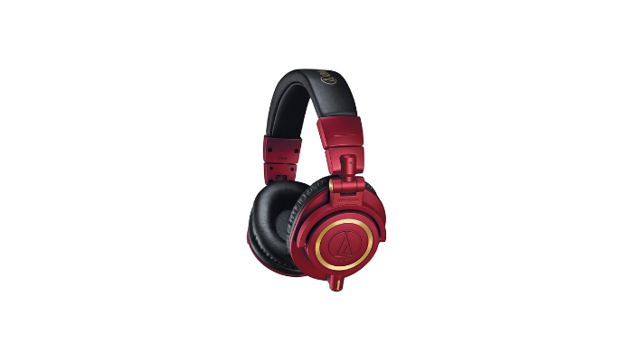 Audio Technica ATH M50xRD Professional Monitor Headphone Review