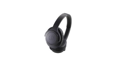 Audio Technica ATH SR30BTBK Wireless Over Ear Headphone Review