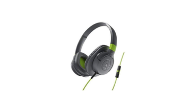 Audio Technica Sonic Fuel ATH AX1iS GY Over Ear Headphone Review
