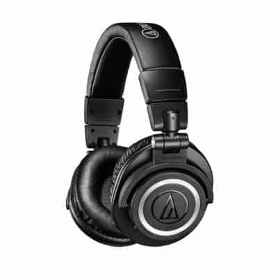 Audio technical ATH-M50XBT Wireless Bluetooth Over-Ear Headphones